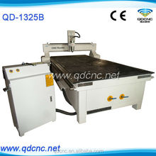 cnc wood carving machine china / wooden cnc router beds furniture QD-1325B
