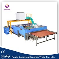 Float Glass Washing Machine Glass Cleaning Equipment