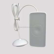 Zigbee mini water leak alarm Electronic water sensor for water leakage detection