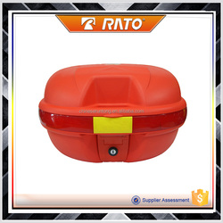 Great Value motorcycle tail box motorbike back box for sale