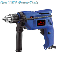 Good quality electric drill 500w 13 mm electric hand impact drill