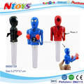 Candy toy for promotion boxing man (817 tubes)