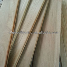 Unfinished American White Oak Solid Wood Flooring