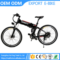 Best Selling Folding Electric Bicycle Cheap High Quality 26 mountain bike frame aluminum 6061