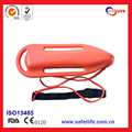 2017With FDA CE ISO On The Wall Safety Lifeguard Swimming Save Three Handles Floating Buoy Can