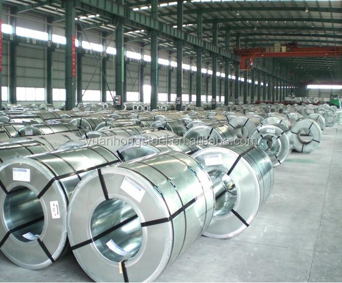 Bobina de acero galvanizado gi bobina bobina de chapa - Precio chapa ondulada galvanizada ...