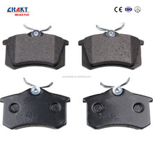 front brake pads production line for renault megane