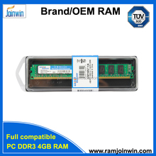 Liquidation stock for sale cheap price 4gb ram ddr3 1600mhz for PC