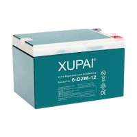 6-DZM-12 12AH XUPAI 12v Rechargeable vrla Battery