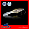 Floating Plastic Fishing Lure with long lip