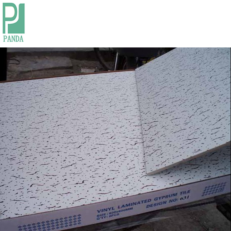 Square Ceiling Tile Shape And Fireproofmoisture Proofwaterproof