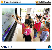 85inch EKAA good quality and cheap smart portable interactive whiteboards for hot sale