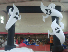 Inflatable halloween arch decoration, inflatable decoration for halloween festival