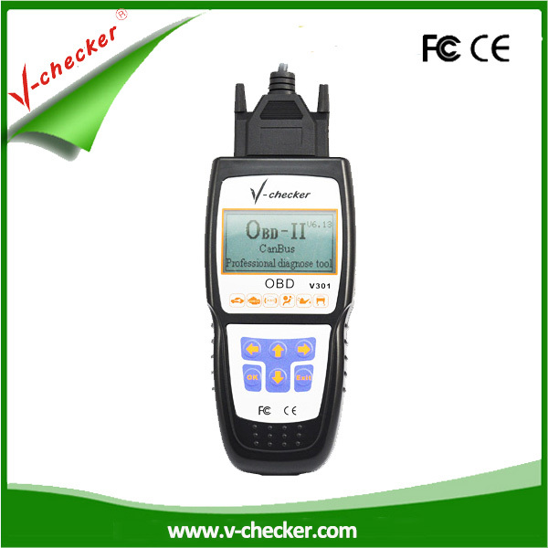 V-checker v301 universal car obd 3 scan tool