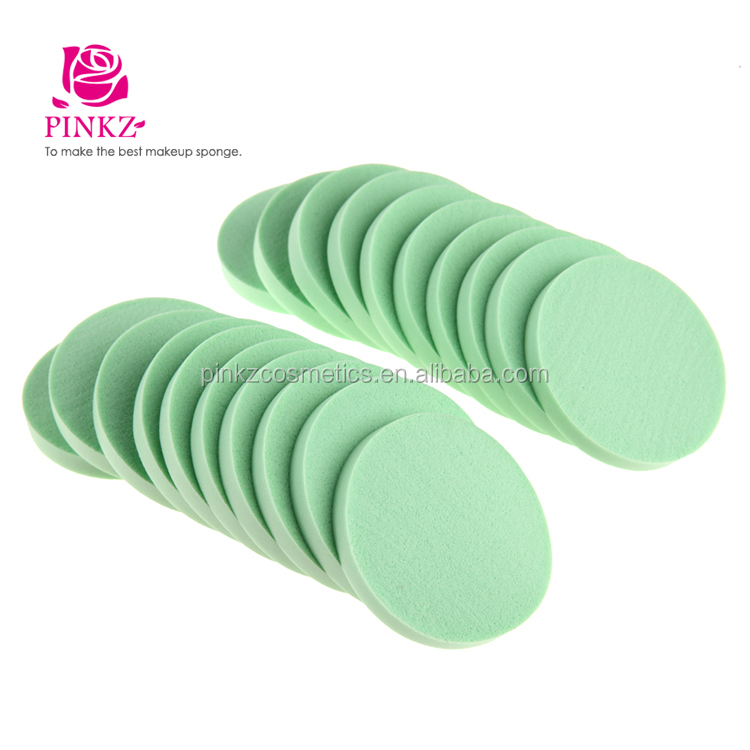 Private label expandable non latex beauty blending sponge / refillable makeup blender sponge cheap price