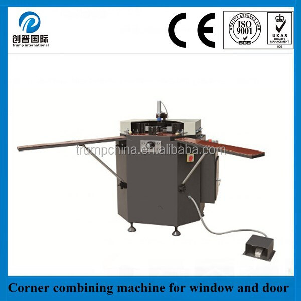 aluminium window frame making machine