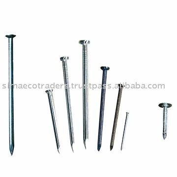 Common NAILS Steel nails iron nails www.simaecobeauty.com