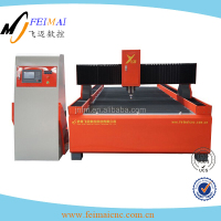 desktop sheet metal plates cnc plasma cutter/ plasma cutting machine for stainless steel made in china