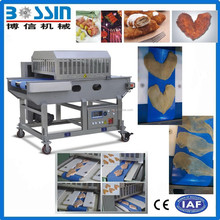 Latest high quality hot selling semi automatic meat slicer