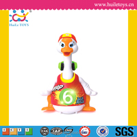 2016 Huile Toys Dancing Goose Baby Baby Toys