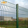 Professional manufacture rectangular wire mesh residential fence, galvanized welded wire mesh fencing/galvanized wire mesh fence