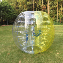 HI top colour colorful 1.5m cheap bumper body zorb cheap bubble soccer ball for kids