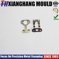 Stamping auto brass clip with high precision
