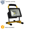 IP65 aluminum portable rechargeable 20w cob smd mini led outdoor flood light