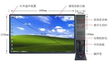 hot sale cheap price of interactive electronic whiteboard
