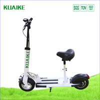 High efficient Hybrid Electric Vehicles electric unicycle mini scooter two wheels electric mini scooter
