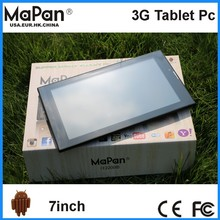 "MaPan Hot sale!! android tablet 7"" download google play store 7 inch 3g android tablet pc/ mini MX710B 3G"