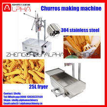 Economic hot sale commercial churros making machine churros machine for sale