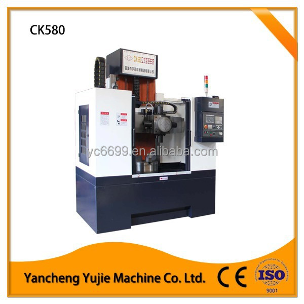 CK580 cnc vtl for sale brand famous supplier with CE vertical cnc lathe machine china Cnc Vertical Turret Lathe