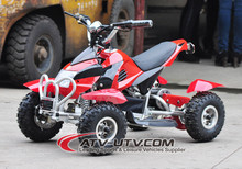 350w 36v kids electric quad bike mini atv ce