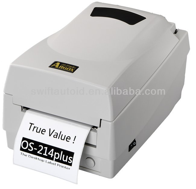 Argox OS 214plus thermal barcode label printer