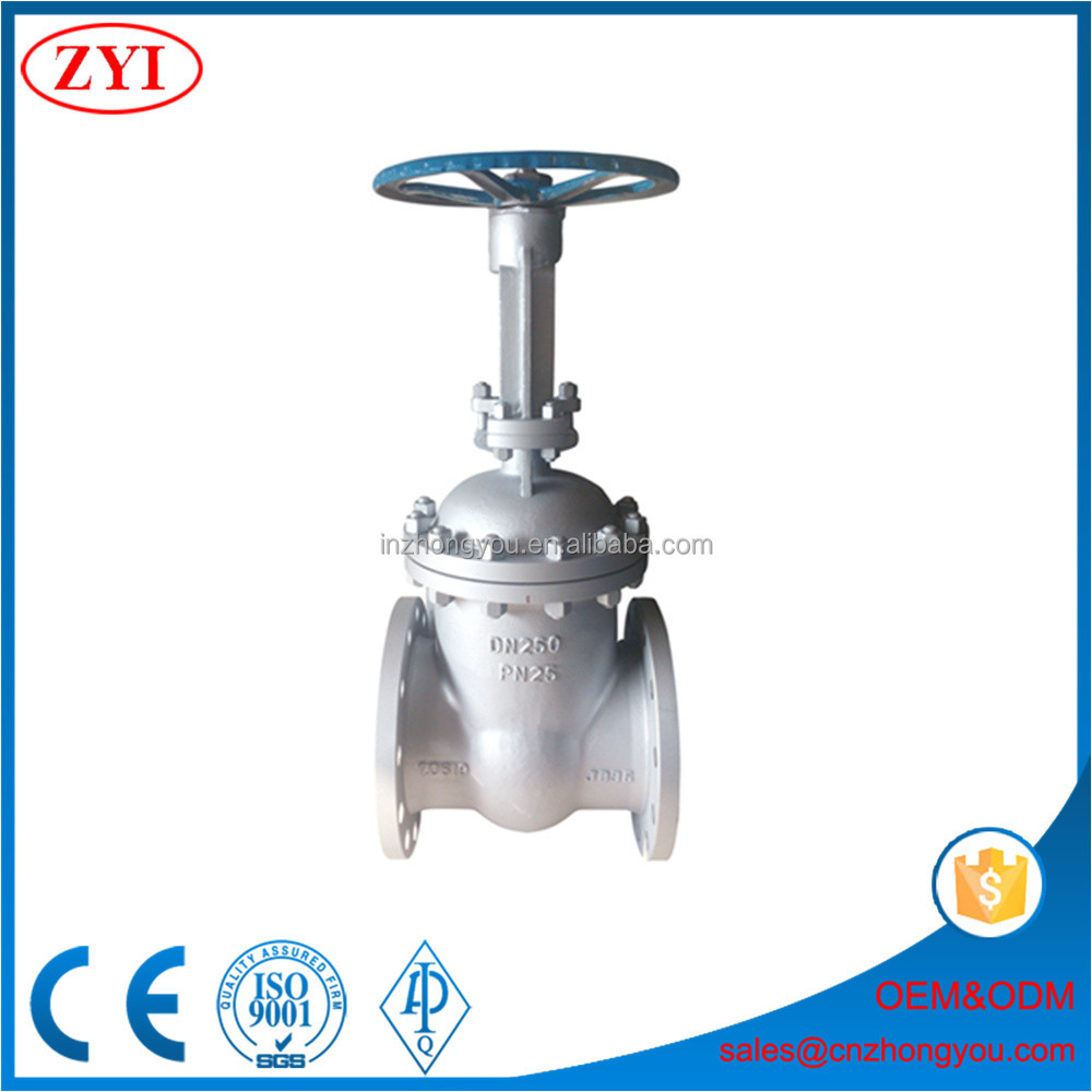 Russia gost 12821 12820 flange gate valve