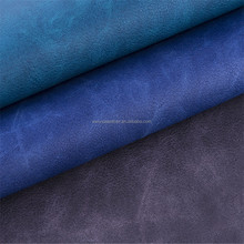 Newest high quality modern fashional sheepskin synthetic leather fabric