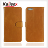 Cheep Price Good PU For iPhone 6 Leather Wallet Case,For iPhone6 Leather Case