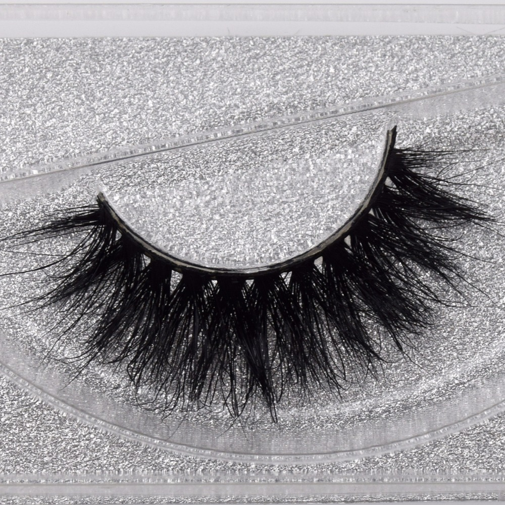 High Volume 3D Mink Lashes Reusable Dramatic Eyelashes False Eyelashes <strong>D120</strong>