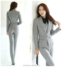 OEM formal front office dress uniforms for ladies