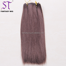 Wholesale Thick Hair Extension Angel Synthetic Hair Weave