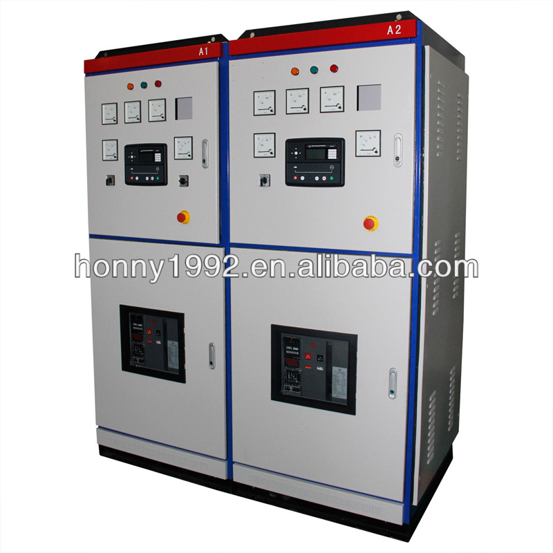 Generators Cabinet Automatic Transfer Switch Panel ATS
