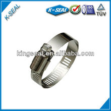 SAE standard Stainless Steel Radiator Hose Clamp KB64SS