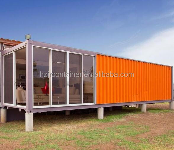 Classic Design Interior Decor Luxury Container House Prefabricated