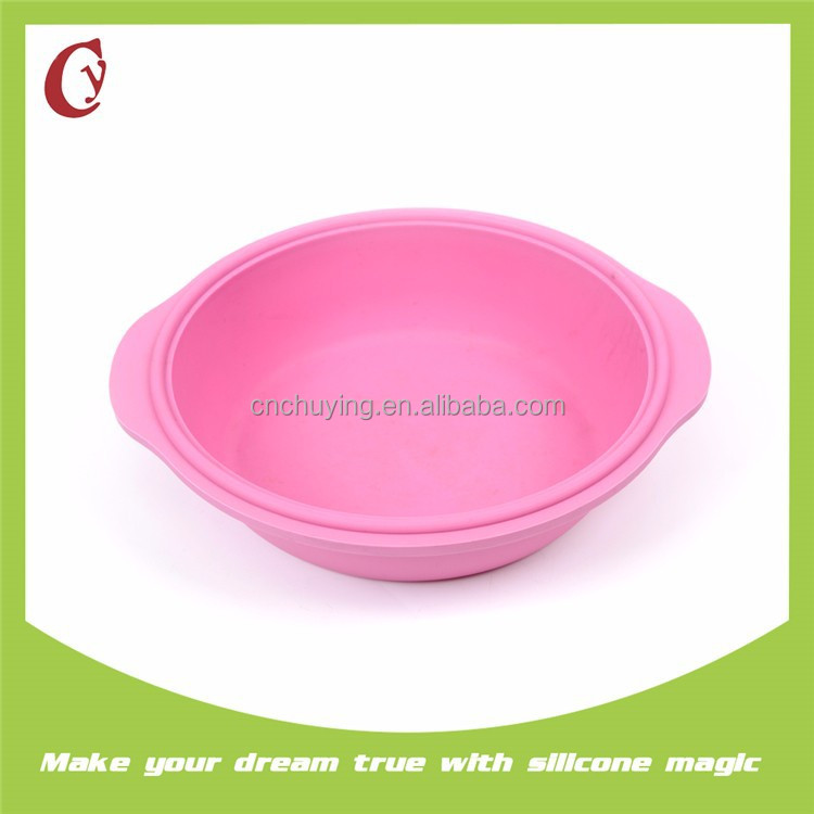 Household safety non-toxic silicone bowl covers