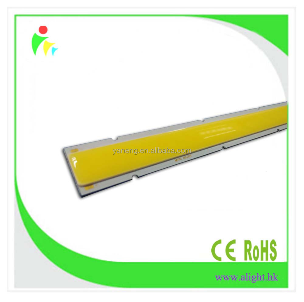 Chip on Board LED 50W 30V Slim Linear Type High Power COB LED for Solar Light System with CE/RoHS