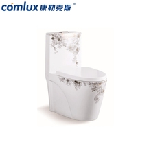 Floor standing ceramic toilets construction project hospital toilet