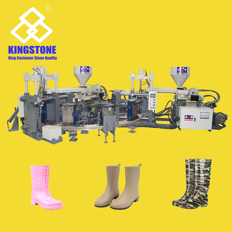 Injection Moulding Machine for Plastic Rain Boot