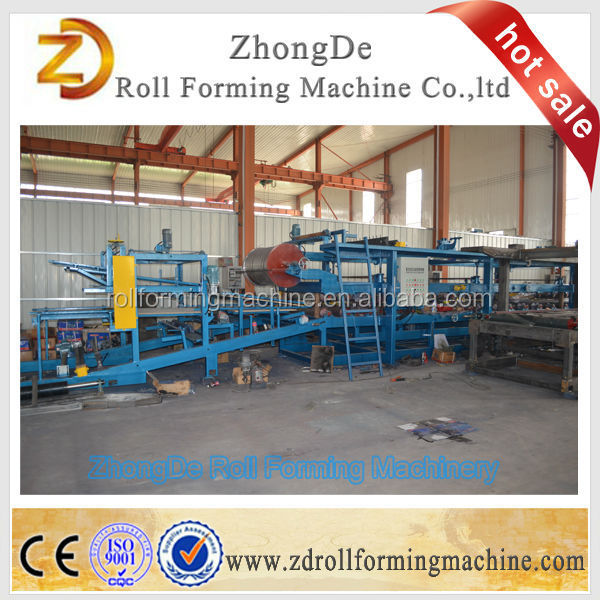 Wholesale new age products foam composite board production line eqiupment