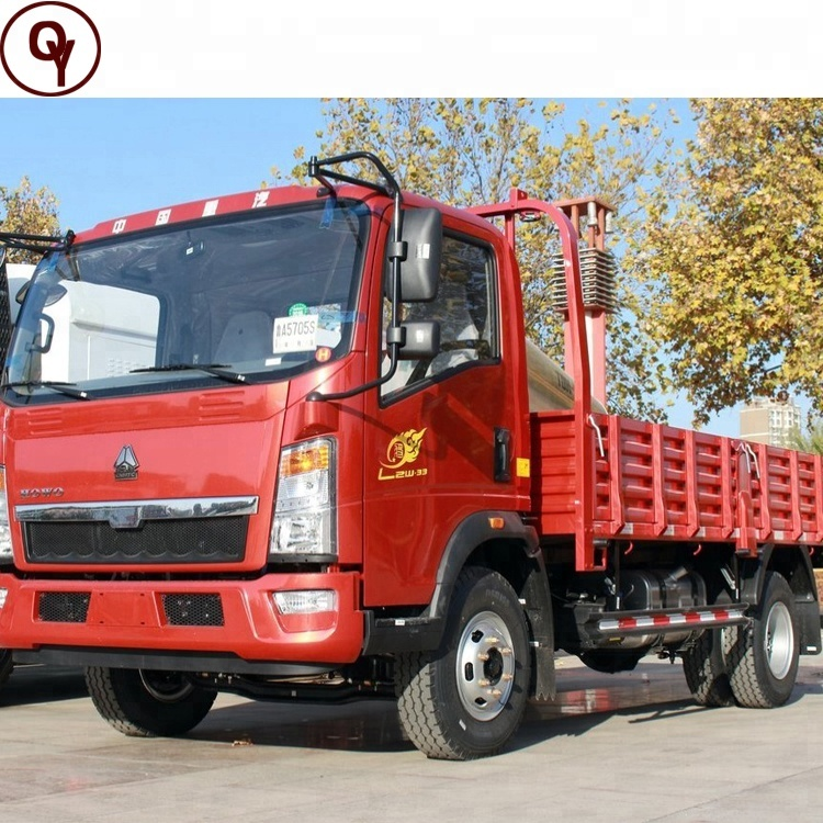 Sinotruk 4x2 3 Ton Mini Cargo Truck Light Lorry Truck for sale